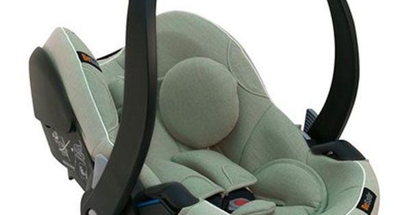 Izi Go Modular I Size Sea Green Melange Be Safe Babyshop Car Seats Baby Car Seats Baby Shop