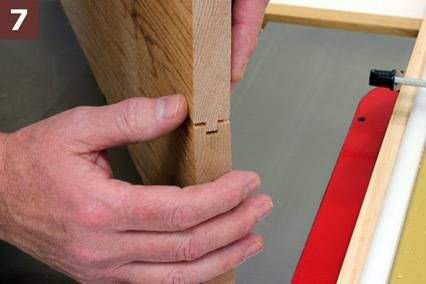 How To Make Tongue And Groove Joints Tongue And Groove Joint Groove