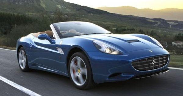 Ferrari California Seductor Elegante Deportivo Y Muy Lujoso