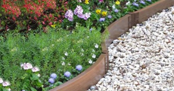 Gallery For Wood Border Garden