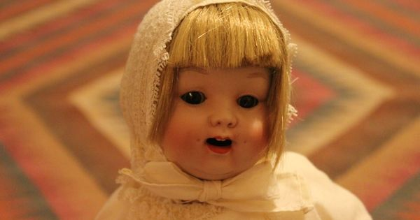 A Very Nice Reproduction Doll 1984 Gallery Originals