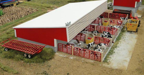 1 64 model farm display farm toy model layouts for 1 64 farm layouts