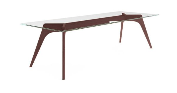 Hesse Dining Table Midcentury Modern Dining Table Dining Table