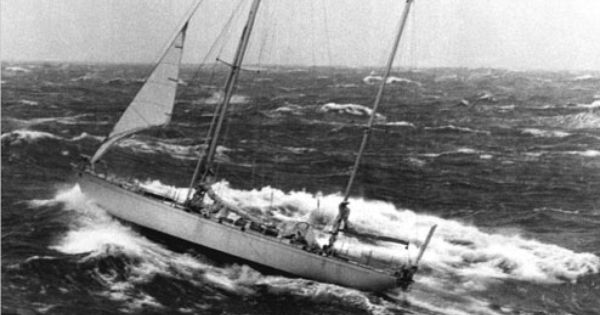 gypsy moth iv rounding cape horn with fore
