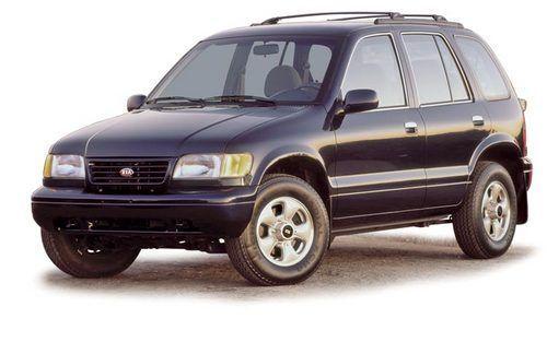 Kia Sportage 2000 2002 2003 Petrol Diesel Workshop Service