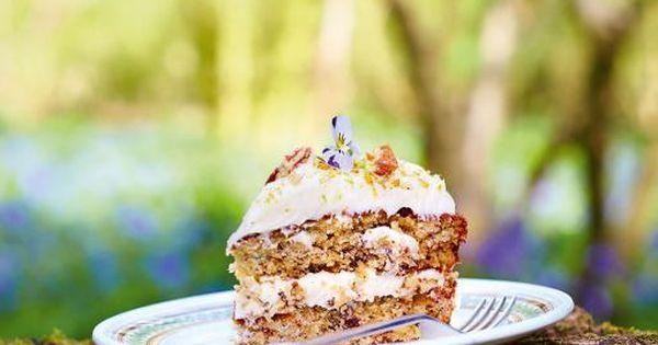 Hummingbird Cake Recipe Jamie Oliver: Hummingbird Cake Recipe -- Light Fluffy Sponge With Banana