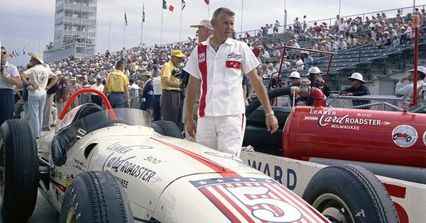 1959 aj watson with the 5 car by for Indianapolis motor speedway com