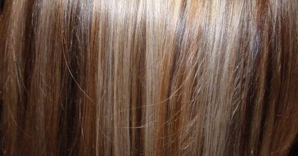 Fall hair color low lights chocolate brown