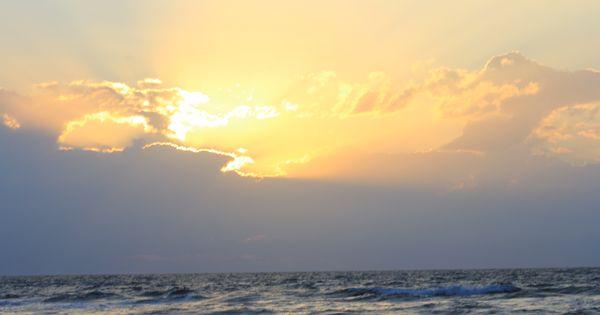 Sunrise Galveston | Sky | Pinterest | Galveston and Sunrises Clouds