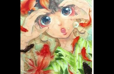 كيفية رسم فتاة انمي في الماء حولها اسماك Youtube Drawing Draw Anime Anime Video Video Draw Tokyo Ghoul Anime Ghoul