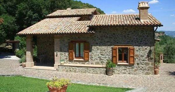 Pin de nelly javier en decoraci n construcci n casas de - Construccion casas de campo ...