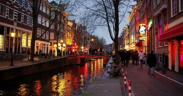 Qué Ver En ámsterdam Amsterdam Viajes Barrio Rojo