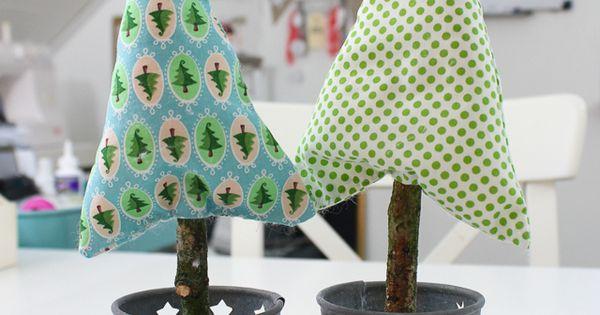 diy tannenbaum n hen weihnachtsdekoration christmas pinterest. Black Bedroom Furniture Sets. Home Design Ideas