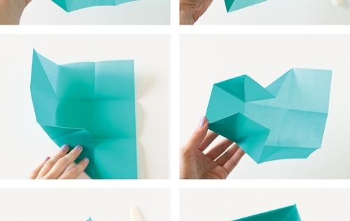 Origami Gift Box - A simple yet fantastic and unique way to