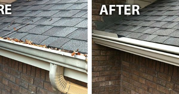 Roof Gutter Cleaning Melbourne Cleaning Gutters Gutters How To Install Gutters