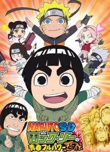 Naruto Spin Off Rock Lee And His Ninja Pals English Dubbed Con Imagenes Naruto Anime Chibi Anime Personajes De Naruto