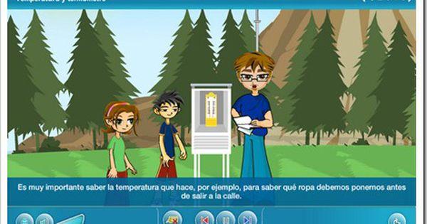 El Tiempo Atmosférico Clima Nivel De Educación Fichas