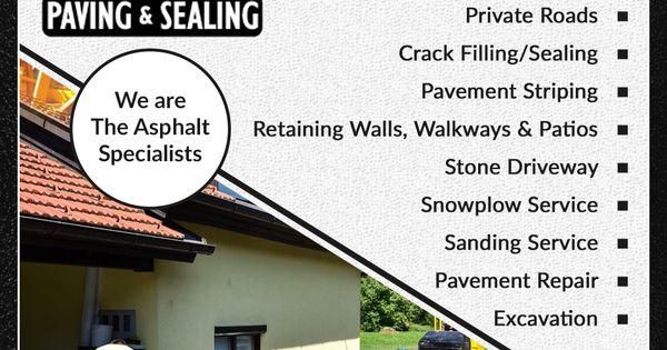 Benefits Of Seal Coating Asphalt Paving Contractors Paving