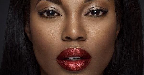 Amazing Lipstick Looks for Dark Skin