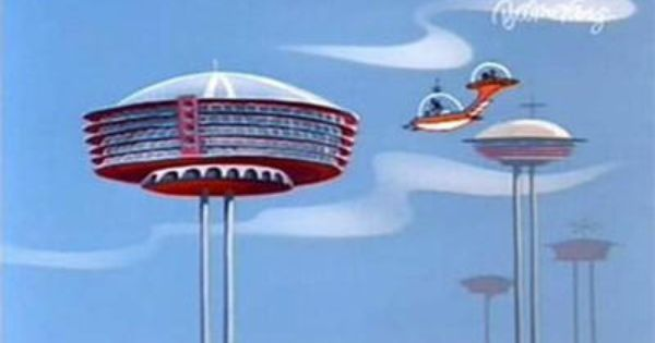 The Jetson House No Toddler In The Jetsons 39 Universe Has