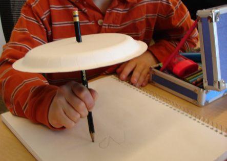 Art Lesson: Blind Contour Drawing art lesson: blind contour drawing