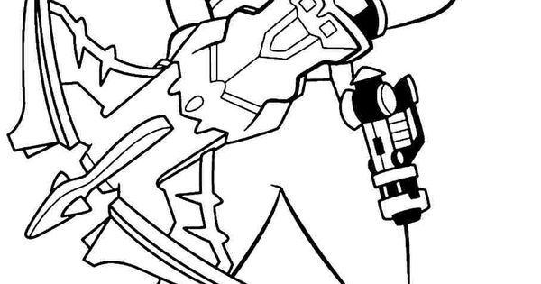 pirate power rangers coloring pages - photo#16