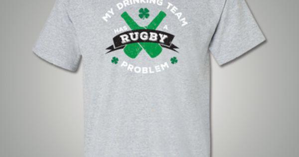My Drinking Team Heather Grey From Zulu Warrior Rugby Apparel Drinking Team Rugby Outfit Rugby Problems