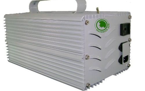 Maverick Sun Bal600wconvertible Aluminum Case Ballast 600 Watt Mhhps 120 Volt Convertible Check This Awesome Product By Go Indoor Garden Hydroponics Ballast