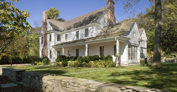 New England Farmhouse Design | New England Farm House