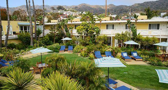 The Catalina Flyer Catalina Island Hotels Catalina Island Hotel