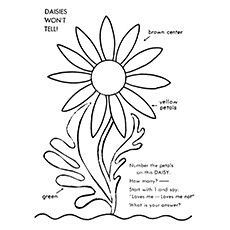 Flowers Coloring Pages Momjunction Coloring Pages Printable Flower Coloring Pages Flower Coloring Pages