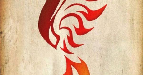 Phoenix Design Tattoo Tattoos