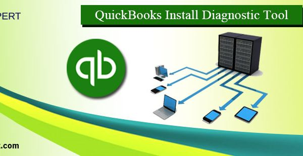 Quickbooks Diagnostic Tools Is A Tool Which Is Designed To