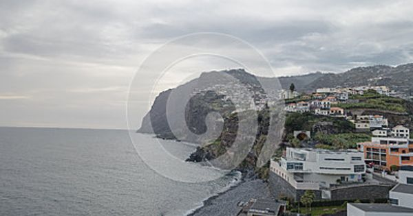 Camara De Lobos Funchal Madeira Island Fishing Villages