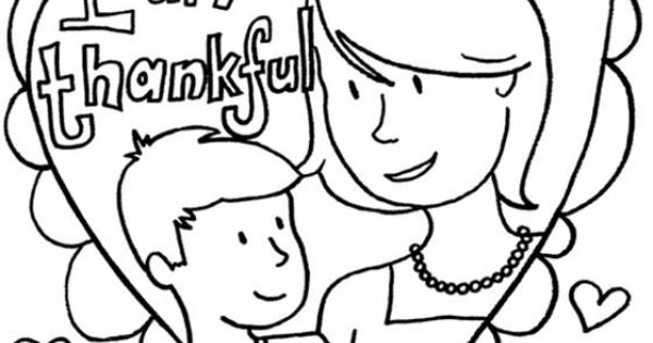 i am thankful for coloring pages christian - photo #35