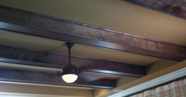 beam in the ceiling : Love the ceiling beams : Decor : create one : Pinterest : Beams, Ceilings ...