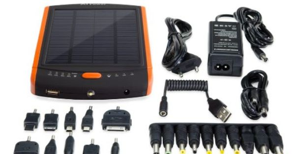 Pin By Kamol Int On Solar Power Banks For Journey 2014 Solar Phone Chargers External Battery Charger Solar Panel Charger