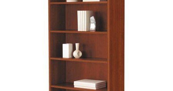 Home 5 Shelf Bookcase Wide Bookcase Shelves