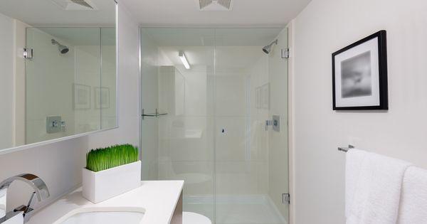 Inloopdouche in kleine badkamer idee n voor het huis pinterest kleine badkamer badkamer - Lay outs rond het huis ...