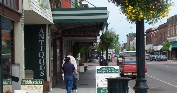 Downtown Centralia Wa Charming Towns Amp Cities Pinterest
