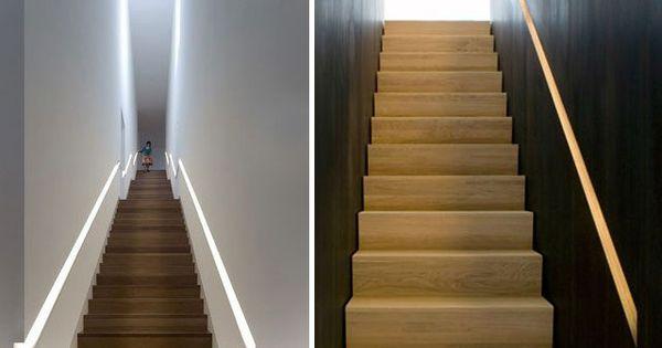 Decofilia blog pasamanos modernos para escaleras de - Escaleras de diseno ...