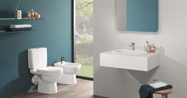 Wandmodel vs vloermodel welk type toilet past het best bij je badkamer idee n pinterest - Deco toilet ideeen ...