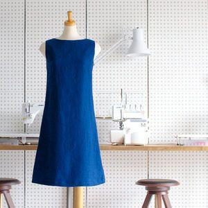 無料型紙 製図 作り方説明付きのワンピース どれも詳しい説明付きなので初心者さんでも作れます fashion clothing patterns simple dresses