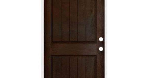 Jeld Wen 36 In X 80 In Architectural 2 Panel Arch Top