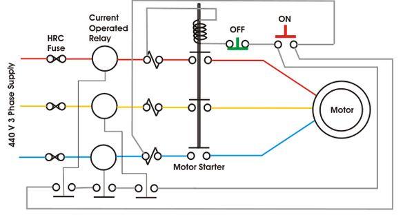 motor protection circuit