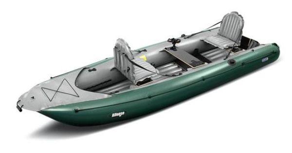 Alfonso, le kayak gonflable pour la pêche, motorisé ou non  Pêche ...