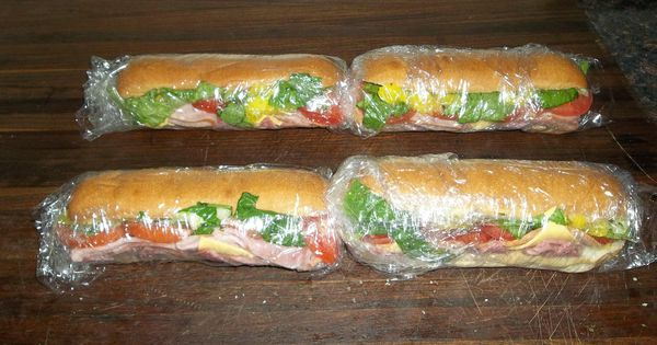Kmart Sub's - a Blast from the Past | Recipe | Copy cats ...