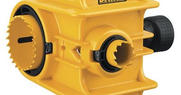 Dewalt D180004 Door Lock Installation Kit Dewalt Power Tools