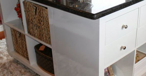cr er un lot de dressing ou de cuisine avec des tag res kallax ikea hackers pinterest. Black Bedroom Furniture Sets. Home Design Ideas