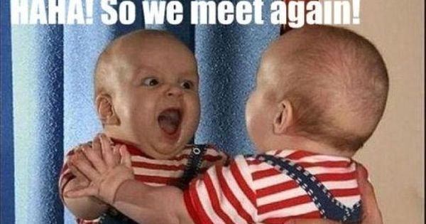 Funny baby meme | humor funny jokes clean kids babies memes parenting